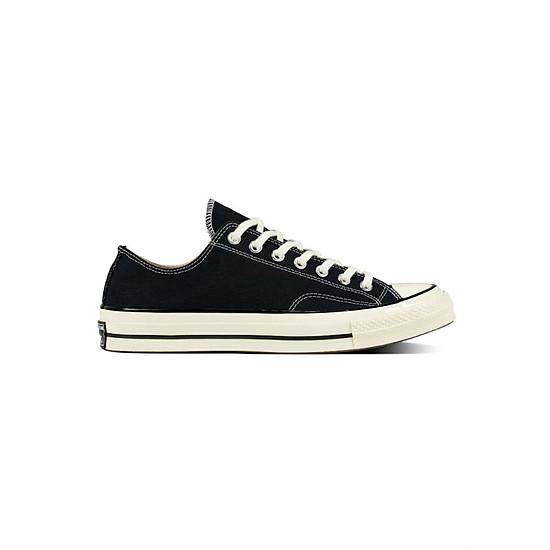 5e4b3c7d52fb Giày Sneaker Unisex Converse Chuck Taylor All Star 1970s Black w Low 2018