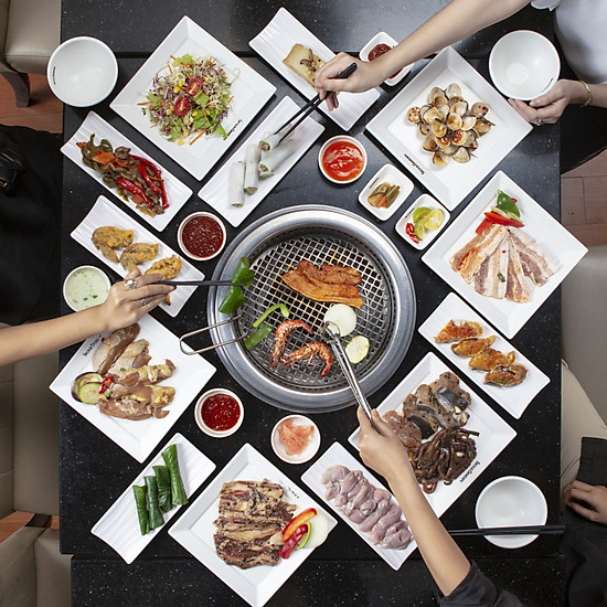 Super Voucher Buffet Tai Seoul Garden Dolpan Sam King Bbq Buffet Downtown Food Beutiful Home Inspiration Xortanetmahrainfo