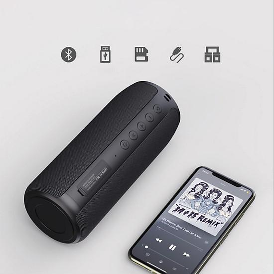 Loa Bluetooth 5.0 Extra Bass Ovleng Zealot S51 - Hàng Chính Hãng - Green Camo-2