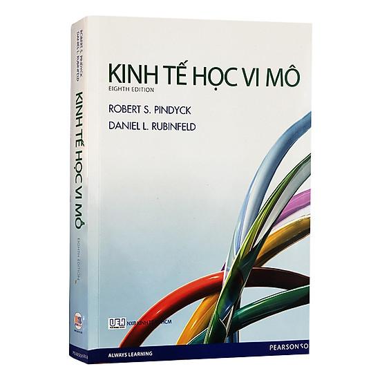 Kinh Tế Học Vi Mô - Robert S. Pindyck, Daniel L. Rubinfeld