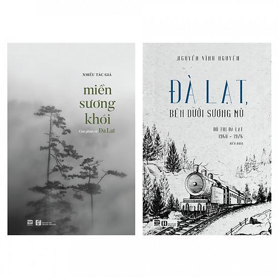 Combo Đà Lạt Bên Dưới Sương Mù + Miền Sương Khói
