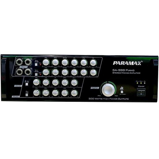 Kết quả hình ảnh cho Amply Karaoke Paramax SA-999 AIRtiki