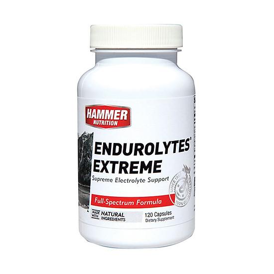Viên uống điện giải- Hammer Nutrition Endurolytes  Extreme hộp 120 viên | Tiki.vn