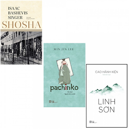 Combo Linh Sơn + Shosha + Pachinko