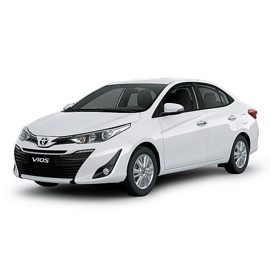 Xe Ô Tô Toyota VIOS 1.5G (CVT) - Trắng