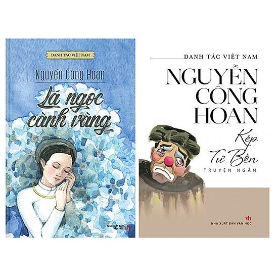 Bộ Truyện Nguyễn Công Hoan: Lá Ngọc Cành Vàng, Kép Tư Bền