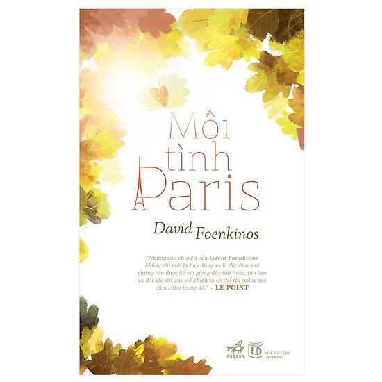 Mối Tình Paris (Tái Bản)