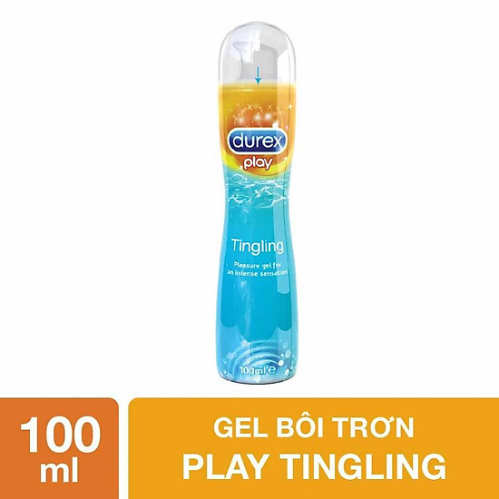 Gel Bôi Trơn Durex Play TingLing 69374 (100ml)