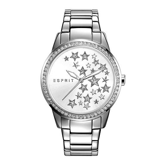 Đồng Hồ Nữ Dây Kim Loại Esprit ES108502001 (38mm) - Bạc #giảm giá 50%