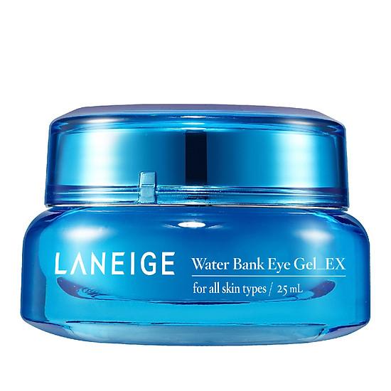 Kết quả hình ảnh cho Kem Dưỡng Mắt Cung Cấp Nước Laneige Water Bank Eye Gel_EX 25ml tiki