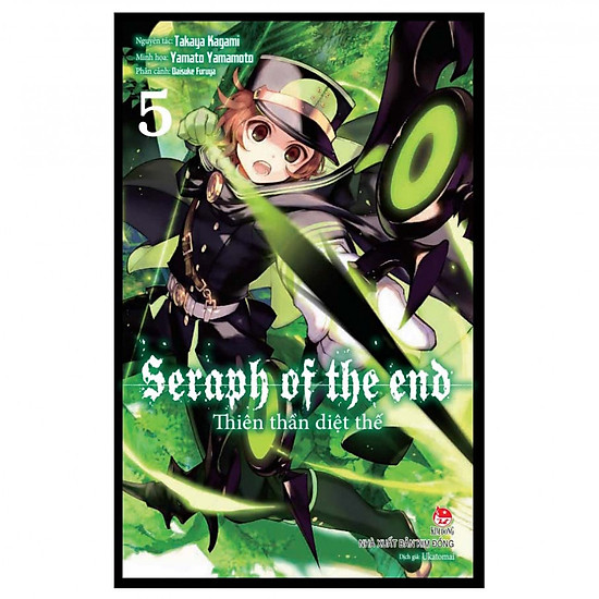 Thiên Thần Diệt Thế - Seraph Of The End (Tập 5)