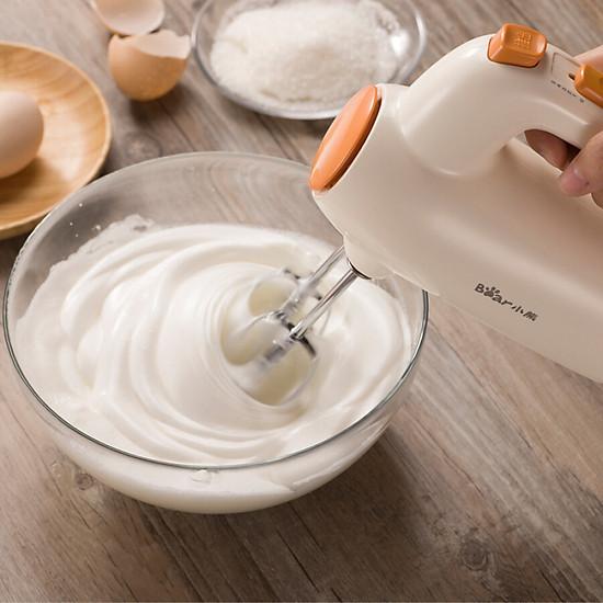 Máy Đánh Trứng Cầm Tay Mini Bear DDQ-B01K1 - Màu trắng -4