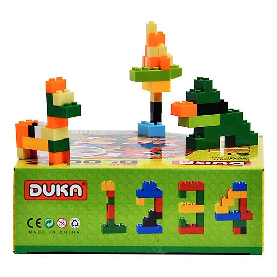 Đồ chơi ghép hình Duka – Ghép hình sáng tạo