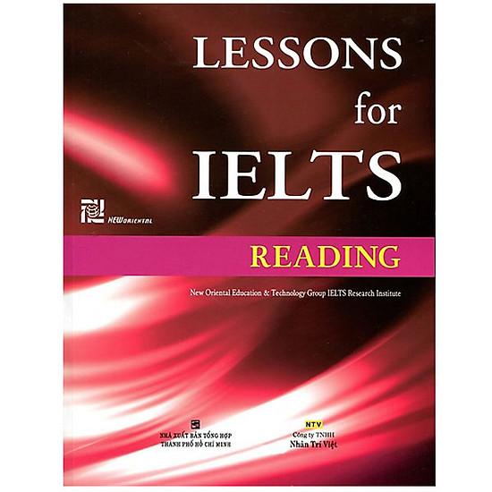 Lessons For IELTS - Reading ( Tái Bản )