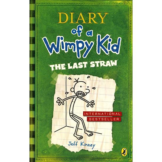 Hình đại diện sản phẩm Diary of a Wimpy Kid #3: The Last Straw