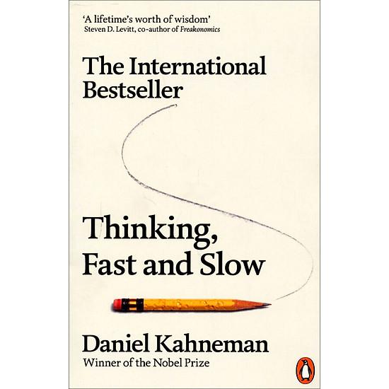 Hình đại diện sản phẩm Thinking Fast and Slow