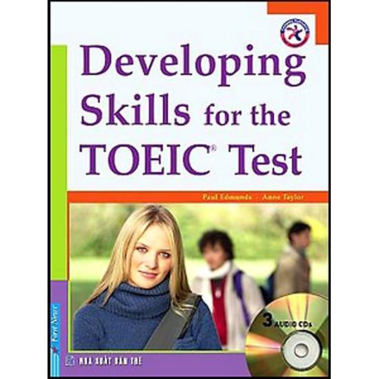 Hình đại diện sản phẩm Developing Skills For The TOEIC Test - Kèm 3CD (Tái Bản 2012)