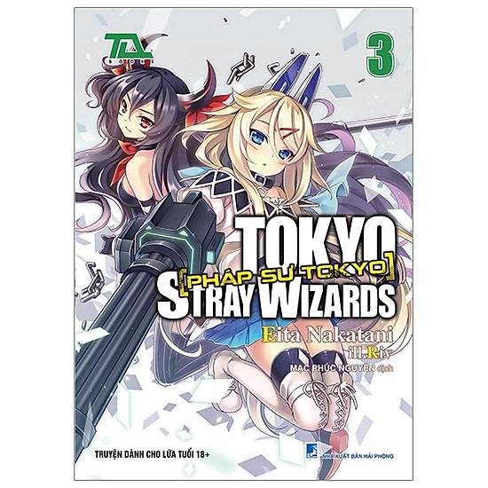 Pháp Sư Tokyo - Tập 3 (Tái Bản 2019)