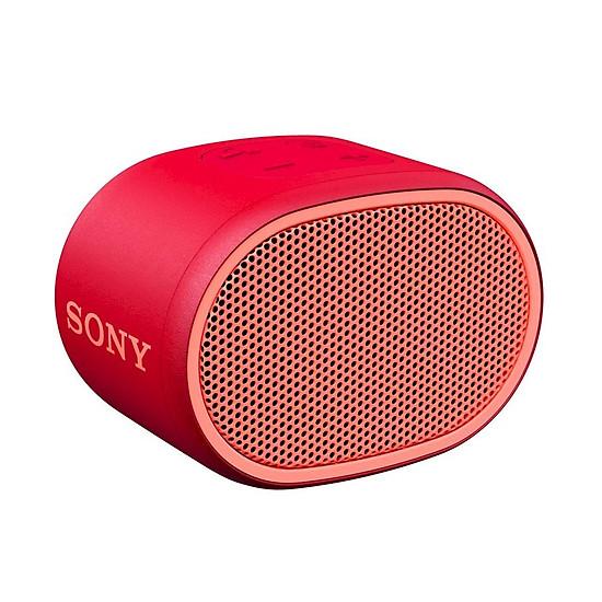 Loa Bluetooth Sony ExtraBass XB01 (Đỏ) - Hàng Chính Hãng-0