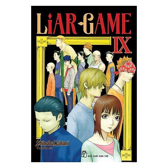 Liar Game (Tập 9)