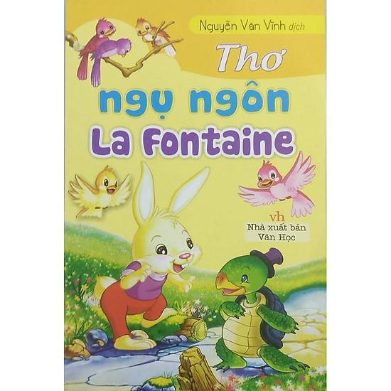 Thơ Ngụ Ngôn La Fontaine (Nhân Dân)