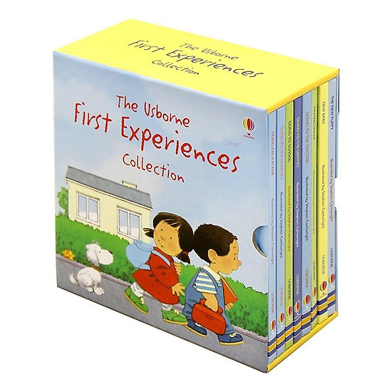 First Experiences Collection – x 8 mini First Experiences Books