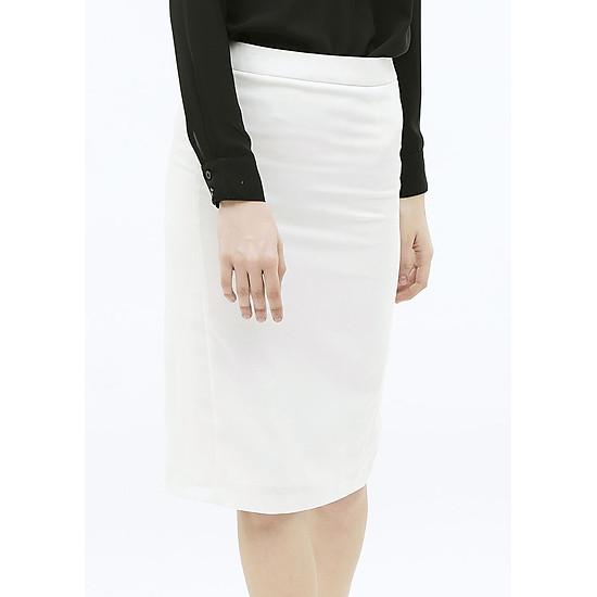Chân Váy Bút Chì Pencil Skirt The Cosmo - White