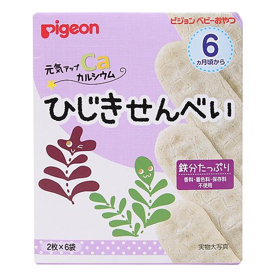 Bánh Ăn Dặm Vị Rong Biển Pigeon 13366 (25g)