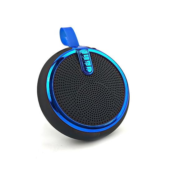Loa Bluetooth Cầm Tay Nghe Nhạc Mini GUTEK BS-119 Đa Năng – Hỗ Trợ Kết Nối Thẻ Nhớ Và Cổng 3.5 – Nghe Nhạc Cực Hay - Hàng chính hãng - Xanh dương-0
