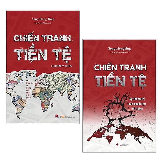 Combo 2 Cuốn Sách Hay Nhất Về Tài Chính - Tiền Tệ: Chiến Tranh Tiền Tệ - Ai Thực Sự Là Người Giàu Nhất Thế Giới + Chiến Tranh Tiền Tệ: Sự Thống Trị Của Quyền Lực Tài Chính