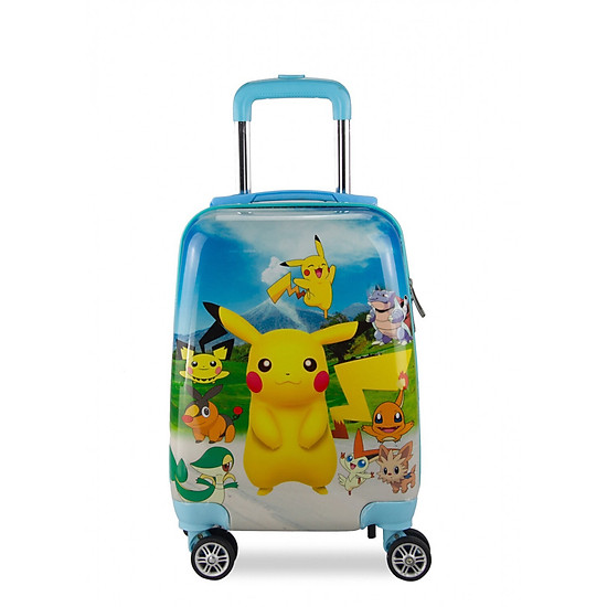 Vali_Trẻ Em _ Pikachu
