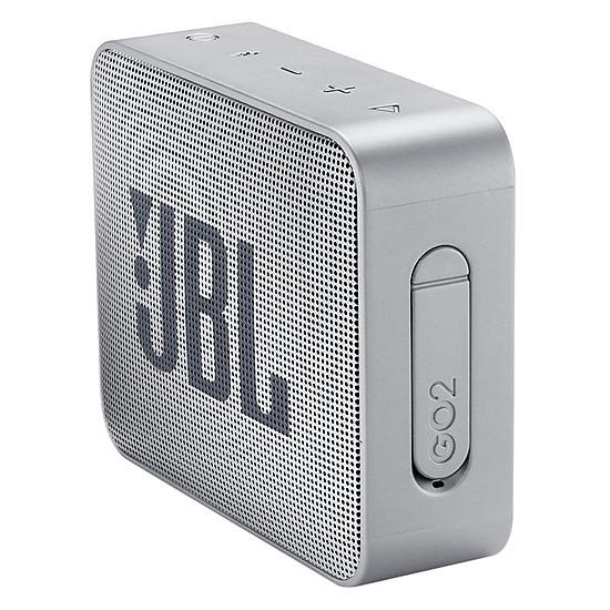 Loa Bluetooth JBL Go 2 (Ash Grey) - Hàng Chính Hãng-1