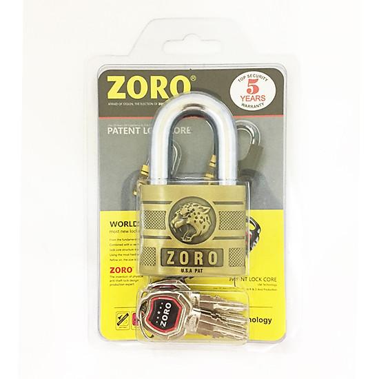 Ổ khóa cao cấp Zoro ZR01