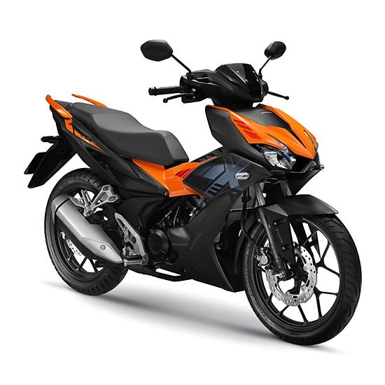 Xe Máy Honda Winner X-Phiên Bản Thể Thao-Đen Cam=44.000.000đ