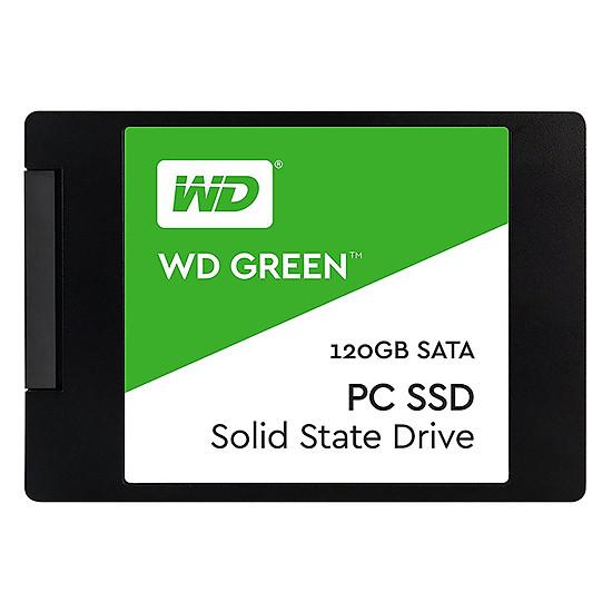 Ổ Cứng SSD WD Green 120GB 3D NAND - WDS120G2G0A - Hàng Chính Hãng  = 580.000 ₫