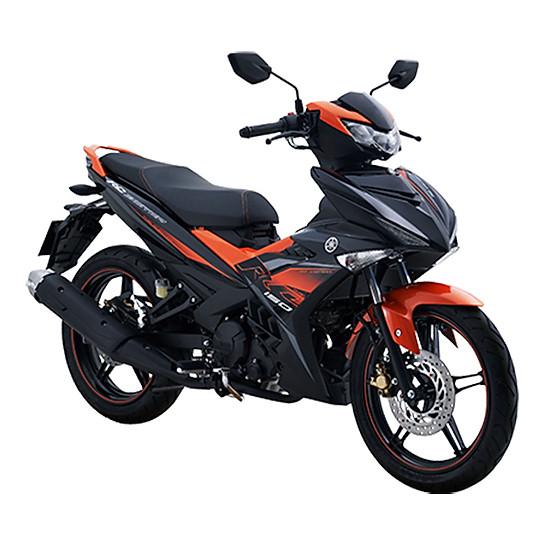 Xe Máy Yamaha Exciter 150 Rc 2019 Cam đen