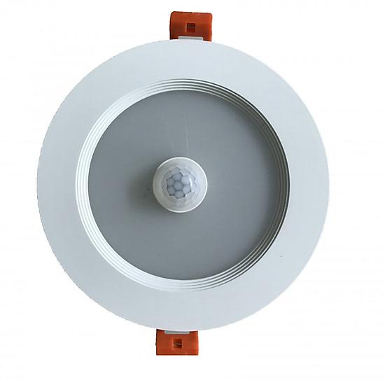 Hình đại diện sản phẩm Đèn cảm biến chuyển động âm trần - Đèn LED cảm biến hồng ngoại âm trần