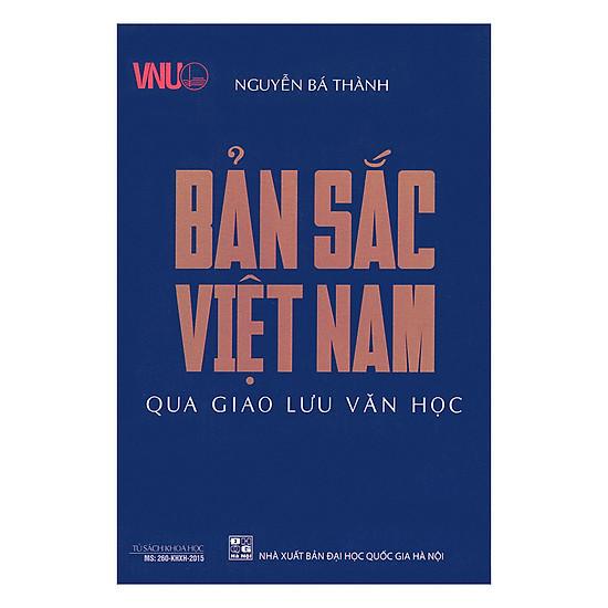 Bản Sắc Việt Nam Qua Giao Lưu Văn Học