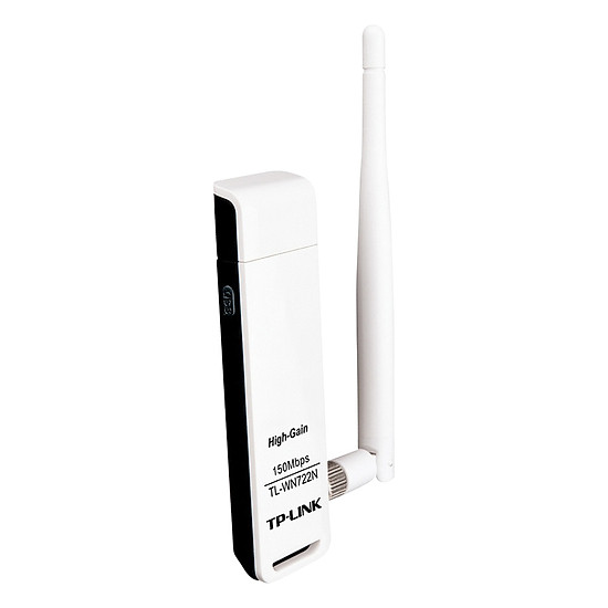 Kết quả hình ảnh cho TP-Link TL-WN722N - USB Wifi tiki