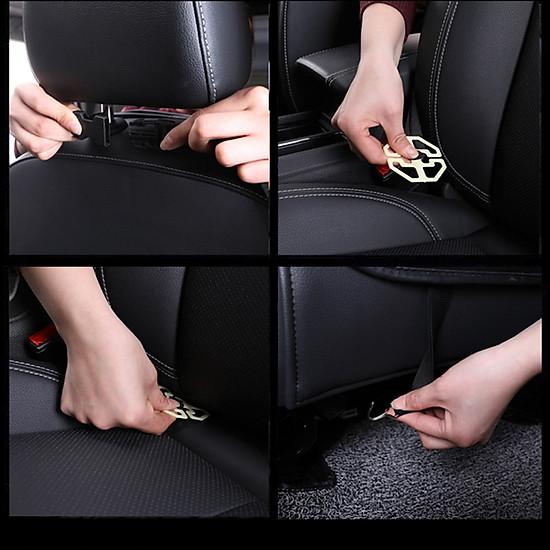 Thumb của hình 2 Túi treo sau ghế ô tô cao cấp