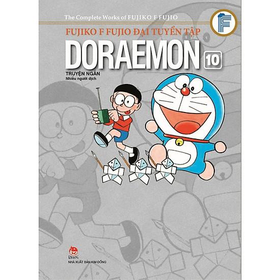 Fujiko F Fujio Đại Tuyển Tập – Doraemon Truyện Ngắn – Tập 10