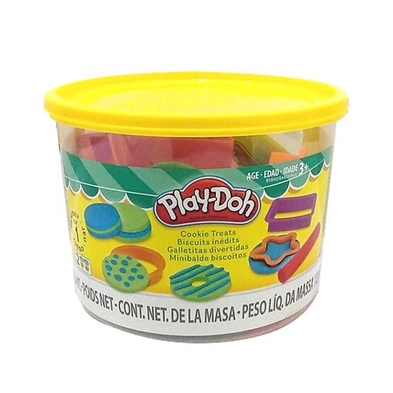 Đồ Chơi Xô Đất Nặn Mini Picnic – Play-Doh B4453 – Mẫu 1 – Cookie Treats