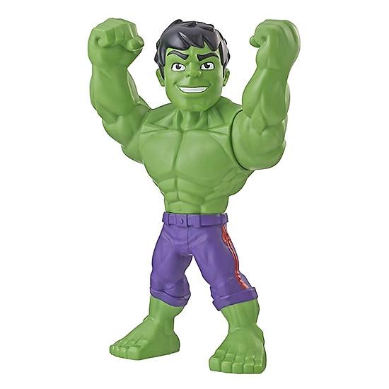 Đồ Chơi Siêu Anh Hùng Mega Mighties Playskool E4132 - Mẫu 3 - Hulk