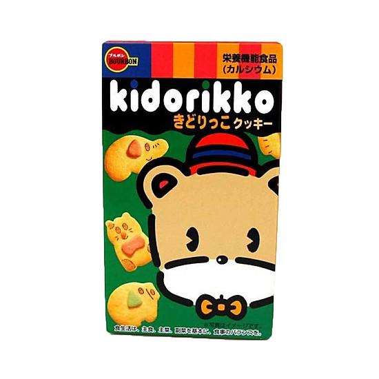 Bánh Ăn Dặm Cho Bé BOURBON KIDORIKO 55g – Nội địa Nhật Bản