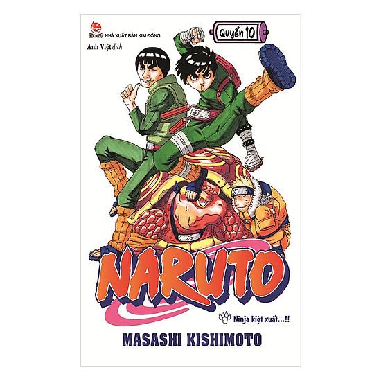 Naruto - Tập 10 = 22.000 ₫