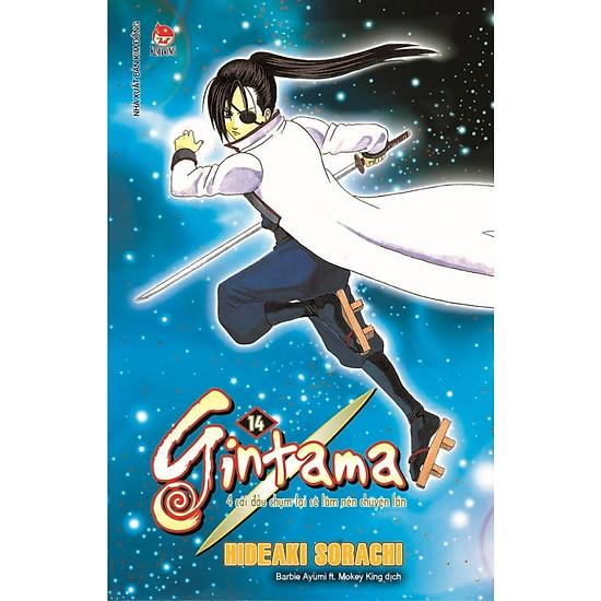 Gintama (Tái Bản) – Tập 14