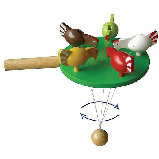Gà Mổ Thóc   - Đồ chơi gỗ