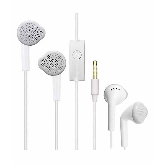 Tai nghe Samsung Galaxy J7 Plus chính hãng - Tặng dây bó tai Baseus