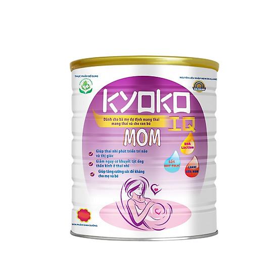 2 Hộp Sữa dinh dưỡng KYOKO IQ MOM 900G
