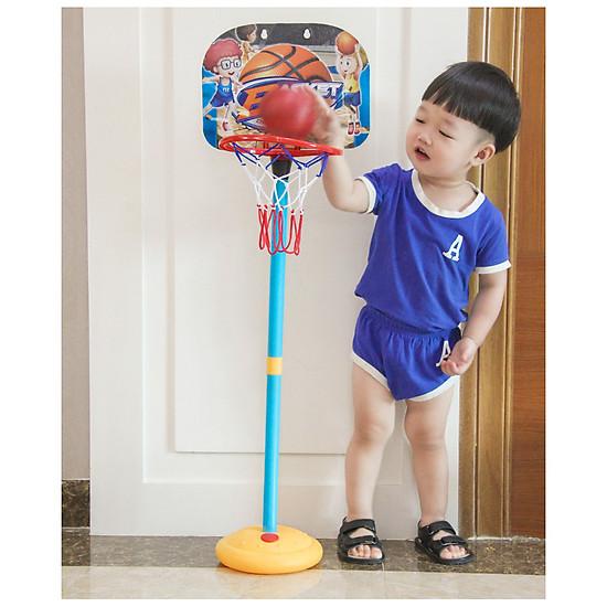 Đồ chơi bóng rổ cao 1,2m cho bé